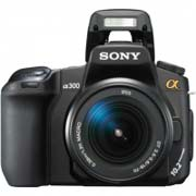 SONY數位相機 A300K