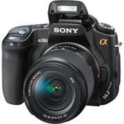 SONY數位相機 A350