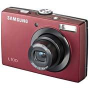 SAM SUNG數位相機 L100